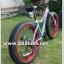 จักรยานล้อโต TRINX Fatbike ,M516D เฟรมอลู 7 สปีด ล้อ 26x4.0 นิ้ว thumbnail 11