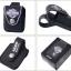 กระเป่าหนังใส่ไฟแช็ค Zippo แท้ - Genuine Zippo HDPBK, Harley Davidson Black Leather Lighter Pouch แบบห่วงเหน็บเข็มขัด thumbnail 6