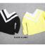 เสื้อ สีดำ แพ็ค 5ชุด ไซส์ 100-110-120-130-140 thumbnail 4