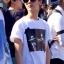 เสื้อยืดแฟชั่น EXO LUHAN WHITE 13 2014 (สีดำ) thumbnail 3