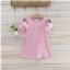 ชุดกระโปรง สีชมพู แพ็ค 5ชุด ไซส์ 100-110-120-130-140 thumbnail 3