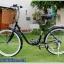 จักรยานแม่บ้านพับได้ K-ROCK ล้อ 24 นิ้ว เฟรมเหล็ก,TGH2406A thumbnail 9