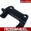ที่จับสูบติดเฟรม Roswheel Bicycle Set Road Pump Clip for Bike Bicycle Cycling Pump 33085 thumbnail 1