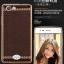 Case Oppo Joy 5 / Neo 5s เคสหนังเทียมขอบทอง นิ่ม เรียบหรู สวยมาก ราคาถูก thumbnail 7