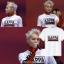 เสื้อยืดแฟชั่นเกาหลี GD BIGBANG สีขาว thumbnail 1