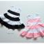 ชุดกระโปรง สีดำ แพ็ค 5ชุด ไซส์ 100-110-120-130-140 thumbnail 5