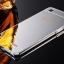 เคส OPPO R7 lite รุ่น Aluminium Hybrid Mirror Back (เคสฝาหลังเงา) thumbnail 2