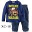 PXC101 เสื้อผ้าเด็ก ชุดนอน baby Gap งานส่งออก USA Size 2Y thumbnail 1
