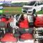 พรมไวนิลปูพื้นรถยนต์ Honda stepwagon สีแดงขอบดำ thumbnail 1