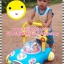 รถผลักเดินปรับหนืดได้ Toddler walker ราคาถูกมีสีฟ้า และ ชมพู thumbnail 6