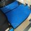 ขายยางปูพื้นรถเข้ารูป Isuzu D-Max 2012-2017 4 ประตู ลายกระดุมสีฟ้าขอบดำ thumbnail 4