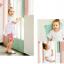 ชุดกระโปรง สีขาว แพ็ค 5ชุด ไซส์ 100-110-120-130-140 thumbnail 3
