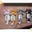 จุกกันฝุ่นมือถือ แมวเหมียวลายเปอร์เซีย สำหรับเสียบกันฝุ่นรูหูฟังและเพื่อความสวยงามสำหรับ iphone samsung htc oppo lg sony nokia asus หรือมือถือที่มีหูฟังขนาด 3.5 มม. / 3.5mm. Anti Dust Earphone Cap Jack Plug thumbnail 1