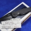 Quartermaster Mr. Roper XL Limo Tint Black Blade QSE5XLSLT