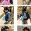 กระเป๋าหนังสะพายข้างรูปสัตว์ linda linda แพ็ค 1 ใบ [ลาย กบ] thumbnail 6