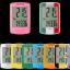 CATEYE ไมล์ไร้สาย PADRONE CC-PA100W แถมบาร์ฟลายสีเดียวกับไมล์ OF-100, สีม่วง, สีฟ้า, สีเหลือง, สีชมพู thumbnail 4