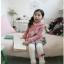 เลคกิ้ง สีขาว แพ็ค 5ชุด ไซส์ 100-110-120-130-140 thumbnail 1