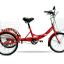 จักรยานสามล้อ 20นิ้ว Panther พร้อมตะกร้าหน้าและหลัง thumbnail 9