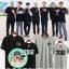 เสื้อยืด (T-Shirt) BTS ในรายการ Running Man thumbnail 1