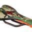 เบาะจักรยาน Astute SKYLITE VT Saddle, Camouflage, Orange Fluo, Carbon Limited Edition thumbnail 2