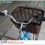 จักรยานแม่บ้านพับได้ K-ROCK ล้อ 26 นิ้ว เฟรมเหล็ก เกียร์ชิมาโน่ 6 สปีด TEF2606A (ไม่มีตะกร้าหน้า) thumbnail 12