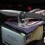 Microtech Mini UDT Automatic, Black Handle, Stonewash ComboEdge MT155-11