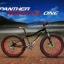 """จักรยานล้อโต PANTHER HERCULES ONE,30 สปีด Deore ล้อ 26x4.9"""" thumbnail 1"""