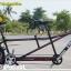 จักรยานสองตอน TrinX Tandembike เฟรมอลู 21 สปีด 2015(ไม่แถมตะแกรง),M286V thumbnail 5
