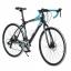 """จักรยานเสือหมอบ WCI """" ALLROAD"""" ดิสเบรคหน้าหลัง เฟรมอลู 14 สปีด 2015 ,cyclocross thumbnail 3"""