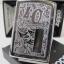 """ไฟแช็ค Zippo แท้ ครบรอบ 40 ปี Venetian """" Zippo 28789 Venetian Design, 40th Anniversary """" แท้นำเข้า 100% thumbnail 8"""