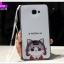 เคส Samsung Galaxy A5 2016 เคสซิลิโคน TPU ด้านในนิ่ม ด้านนอกเงาๆ หุ้มขอบอีกชั้น แนวๆ ลายการ์ตูนน่ารักๆ ลายกราฟฟิค เคสมือถือราคาถูกขายปลีก (ไม่รวมสายห้อย) thumbnail 16