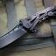 Quartermaster QTR-12LT General Lee 2 Limo Tint Black Sheepsfoot Blade