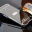 เคส HTC One M7 รุ่น Aluminium Hybrid Mirror Back (เคสฝาหลังเงา) thumbnail 4