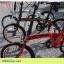 จักรยานพับได้ เฟรมเหล็ก SEEFAR รุ่น SPEED 7สปีด ชิมาโน่ 2015 thumbnail 20