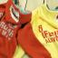 SEV071R TWO&SEVEN เสื้อกันหนาวเด็ก แบบสเวตเตอร์ มีฮู้ด ด้านในเป็นผ้าขูดขนเนื้อเนียนนุ่ม สกรีนลายหน้า+หลัง LIFEGUARD สีแดง เหลือ Size 110 thumbnail 3
