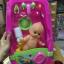 เด็กอาบน้ำอ่างใหญ่ 25x40 cm พร้อมเด็กยางนิ่มน่ารัก thumbnail 2