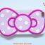 เคสซิลิโคน iphone 4/4s ลายการ์ตูน โบว์ Hello Kitty thumbnail 1