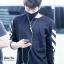 เสื้อยืดแฟชั่น EXO TAO PYREX off White13 2014 (สีดำ) thumbnail 2