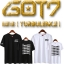 เสื้อยืด (T-Shirt) GOT7 - FLIGHT LOG TURBULENCE thumbnail 1