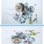 พัดกลม PVC Bigbang thumbnail 3