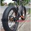 """จักรยานล้อโต FATBIKE """" TEAM"""" 4.9 ดุมแบร์ริ่ง ,16 สปีด ดิสน้ำมัน 2016 thumbnail 10"""