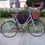 จักรยานแม่บ้าน สไตล์วินเทจ Winn DESIRE วงล้อ 26 นิ้ว พร้อมตะกร้า thumbnail 13