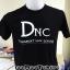 เสื้อขาวพิมพ์ลายตัวอักษร DNC ด้วยระบบ DTG เรียบหรู ดูดีมีสไตล์ thumbnail 1