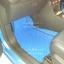 พรมรถยนต์สั่งตัด MG3 ลายกระดุมสีฟ้าขอบดำ + ท้าย + พับเบาะ thumbnail 5