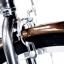 จักรยานแม่บ้าน Tiger hokkaido รุ่น ฮอกไกโด ล้อ 26 นิ้ว พร้อมตะกร้าวินเทจ (Single speed) thumbnail 10