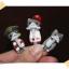 จุกกันฝุ่นมือถือ เหมียว Che โจรสลัด นักเบสบอล น่ารักๆ สำหรับเสียบกันฝุ่นรูหูฟังและเพื่อความสวยงามสำหรับ iphone samsung htc oppo lg sony nokia asus หรือมือถือที่มีหูฟังขนาด 3.5 มม. / 3.5mm. Anti Dust Earphone Cap Jack Plug thumbnail 1
