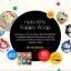 [พร้อมส่ง] เฮลโหลคิตตี้คอลเลกชั่นสะสม Celebration Set Bubbly World Series of Hello Kitty's 40th anniversary เซ็ต 6 ชิ้น ส่งฟรี EMS thumbnail 9