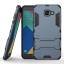 เคส Samsung Galaxy A5 2016 เคสกันกระแทกแยกประกอบ 2 ชิ้น ด้านในเป็นซิลิโคนสีดำ ด้านนอกพลาสติกเคลือบเงาโลหะเมทัลลิค มีขาตั้งสามารถตั้งได้ สวยมากๆ เท่สุดๆ ราคาถูก thumbnail 11