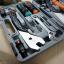 ชุดกล่องเครื่องมือ ICETOOLZ Ultimate tool kit (82A8) 2015 กล่องเทา thumbnail 4