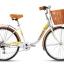 จักรยานแม่บ้าน TRINX CUTE2.0 เฟรมเหล็ก 7 สปีดชิมาโน่ 2017 thumbnail 1